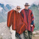 Mange dages fremmarch af Inkastien i Andesbjergene i Peru.