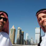 "I ""lokal dress"" i Dubai, De Forenede Arabiske Emirater."