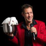 Det passer ikke at tryllekunstnerens kanin altid kommer op af hatten!