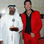 Besøg hos Sheik Al-Shamsi på hans borg i De Forenede Arabiske Emirater.