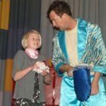 Frække unger (og en fræk tryllekunstner.)