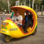 Lokal taxa i Havana:)