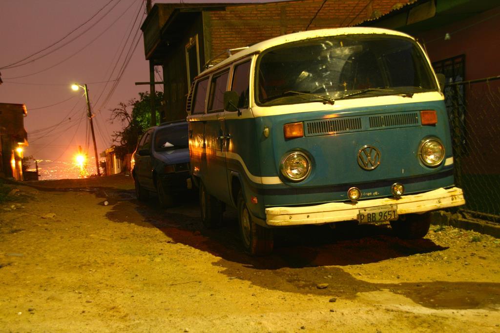 Smuk og idyllisk honduransk nat.